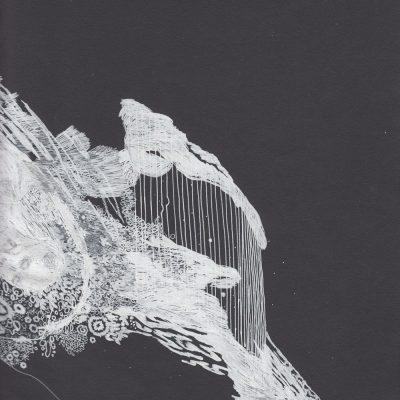 LK - Detail of Skeleton spores 1