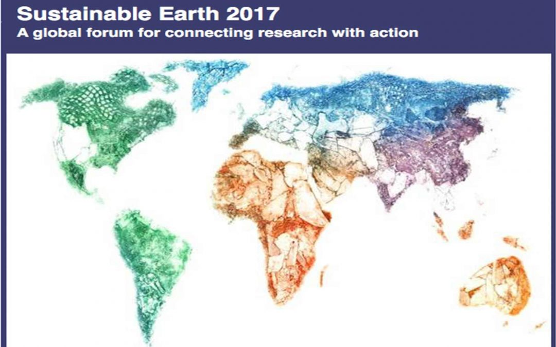 Sustainable Earth 2017