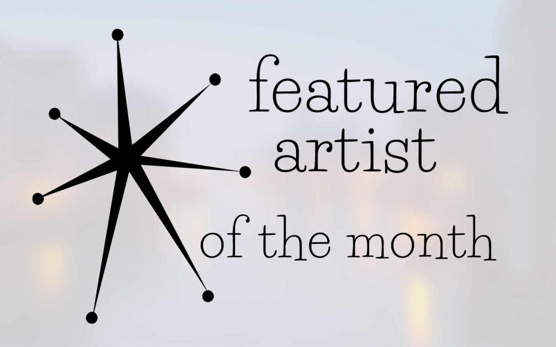 Featured Artist of the month