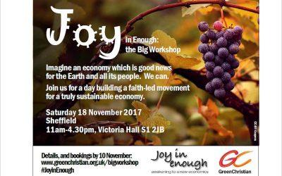 Joy in Enough