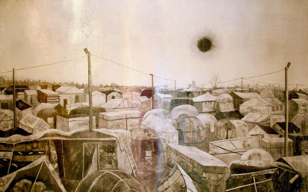 Exhibition:  Hambly, Mellings, Ward