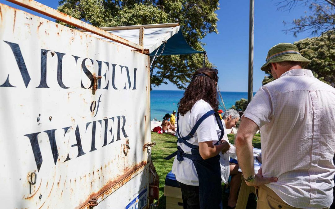 Museum of Water @ Perth Festival