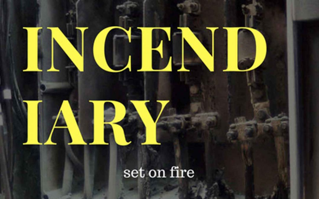 Incendiary – artist callout