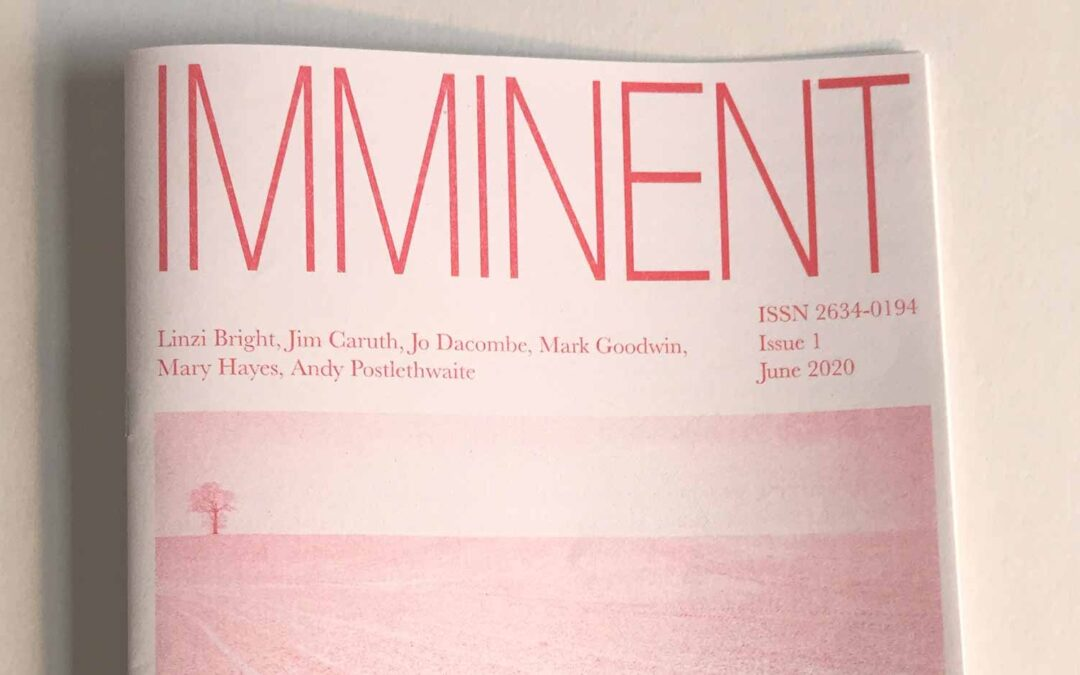 IMMINENT – new zine